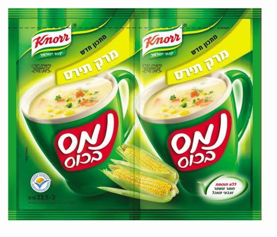 Knorr Instant Corn Soup 45G