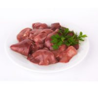 Koshered Chicken Liver (Organic)  Approx. 500 G