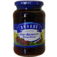 Krakus Baby Beetroot 454G