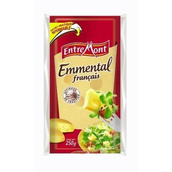 La Cremerie French Emmental Block 220G