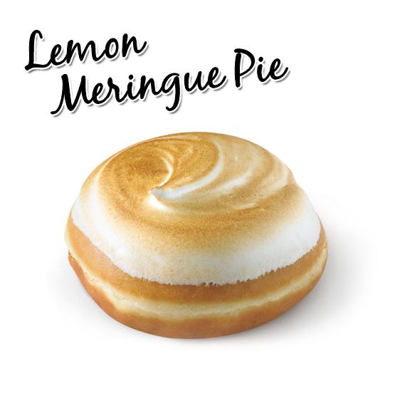 Mini Fresh Cream Donut