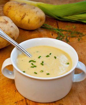 Leek & Potato Soup large 450ml