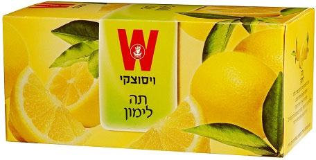 Lemon Tea 25'S