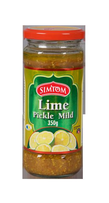 Lime Pickle Mild
