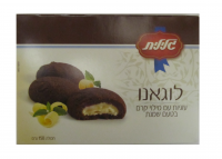 Lugano Filled Cookie Eclair 150G