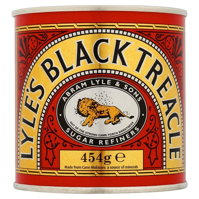 Lyles Black Treacle Cans 454G
