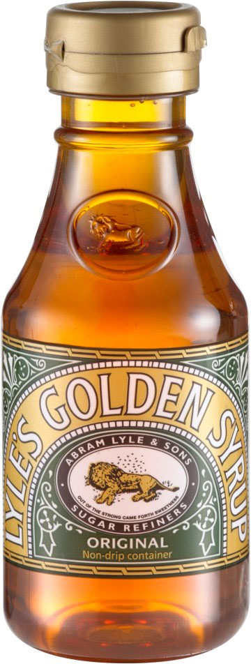 Lyles Golden Syrup Bottle 454G