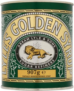 Lyles Golden Syrup Cans 907G