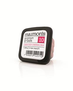 Maimon's Candied Cherries 100G