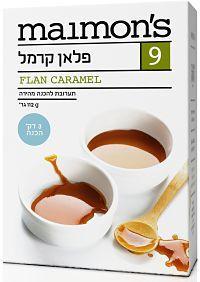 Maimon's Flan Caramel 112G
