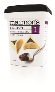 Maimon's Poppy Filling (42% Fruit) 400G