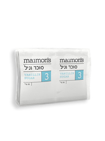 Maimon's Vanilla Sugar Sachet 10pc
