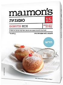 Maimon's Donuts Mix 600G