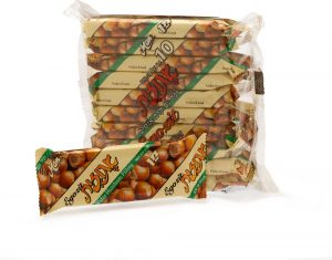 Man Hazelnut Wafer 28G 10 pc
