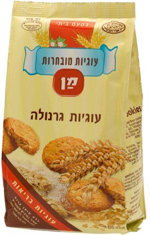 Man Sugar Free Granola Cookies 200G