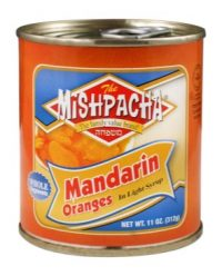 Mandarin Oranges Whole - Pull Top 308G