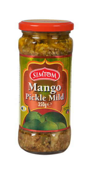 Mango Pickle Mild