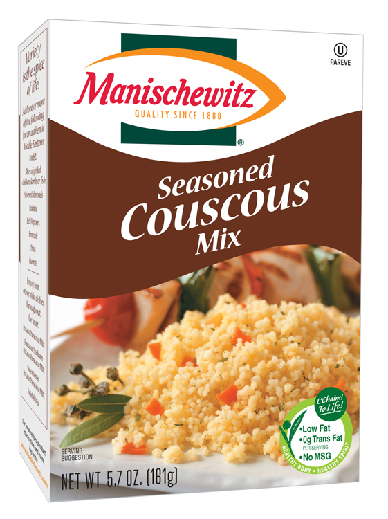Manishewitz Couscous Mix 161G
