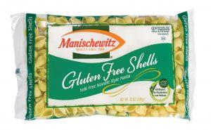 Manishewitz Gluten Free Shells Noodle 340G