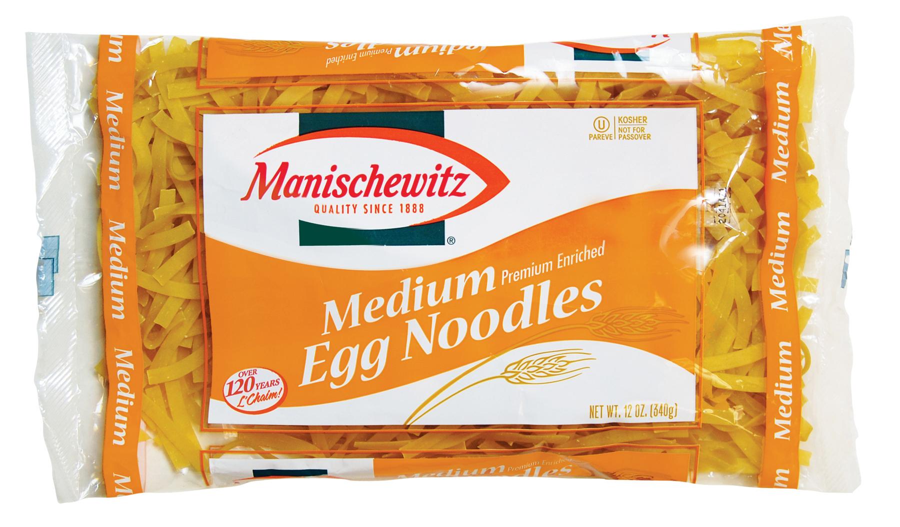 Manishewitz Medium Egg Noodle 250G