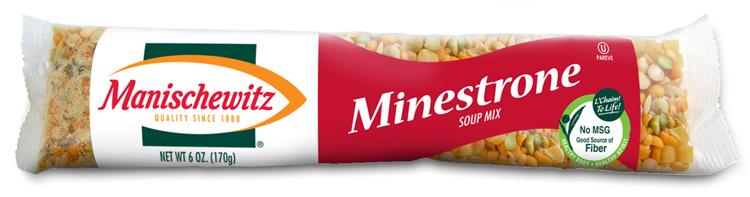 Manishewitz Minestrone Mix 170G