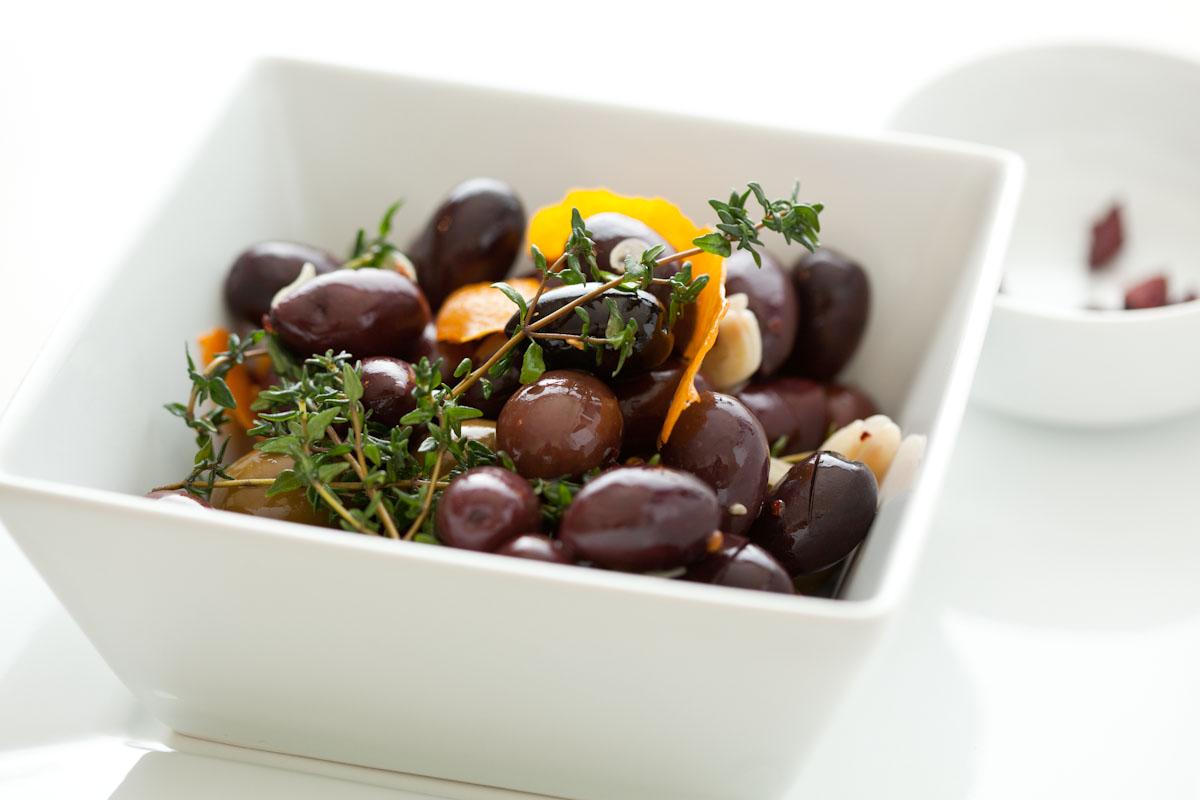 Marinated Olives 200G