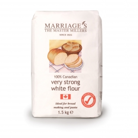 Marriages Extra Strong Flour (White) 1.5KG