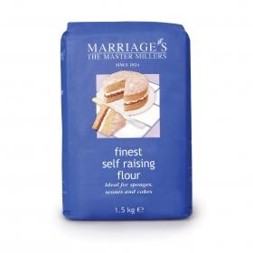 Marriages Selfraise Flour (Blue) 1.5KG