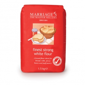 Marriages Strong Flour (Red) 1.5KG
