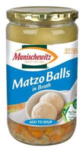 Matzo Ball & Broth Jar 672G