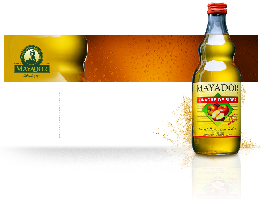 Mayador Apple Vinegar 750ml