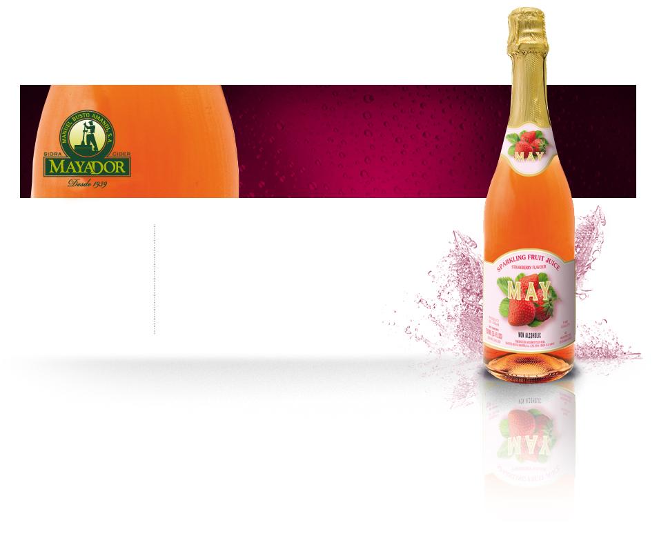 Mayador Strawberry Juice 750ml