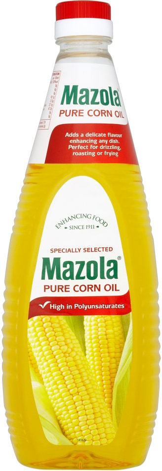 Mazola Corn Oil 1L