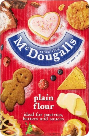 Mcdougall Plain Flour 1.5KG