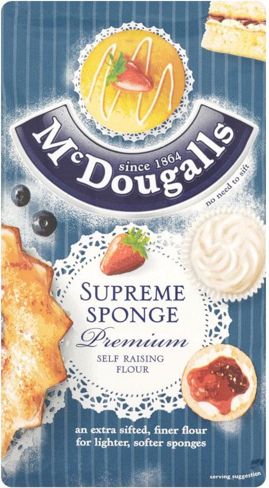 Mcdougall Self Raise Flour 1.5KG