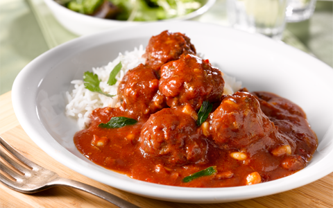 Meat Balls in Tomato Sauce 530G