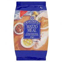 Medium Matzo Meal packets 375G