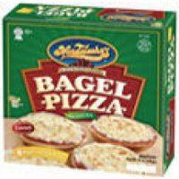 Pizza Bagel 8 Bagels