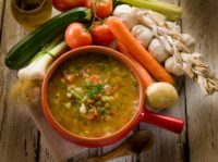 Minestrone Soup large 450ml