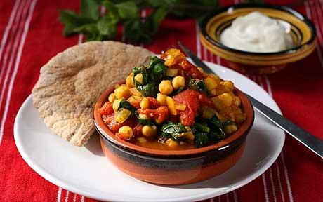 Moroccan Chickpeas 200G