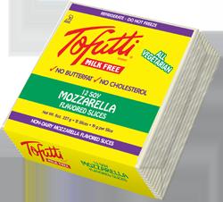 Tofutti Mozarella Slices