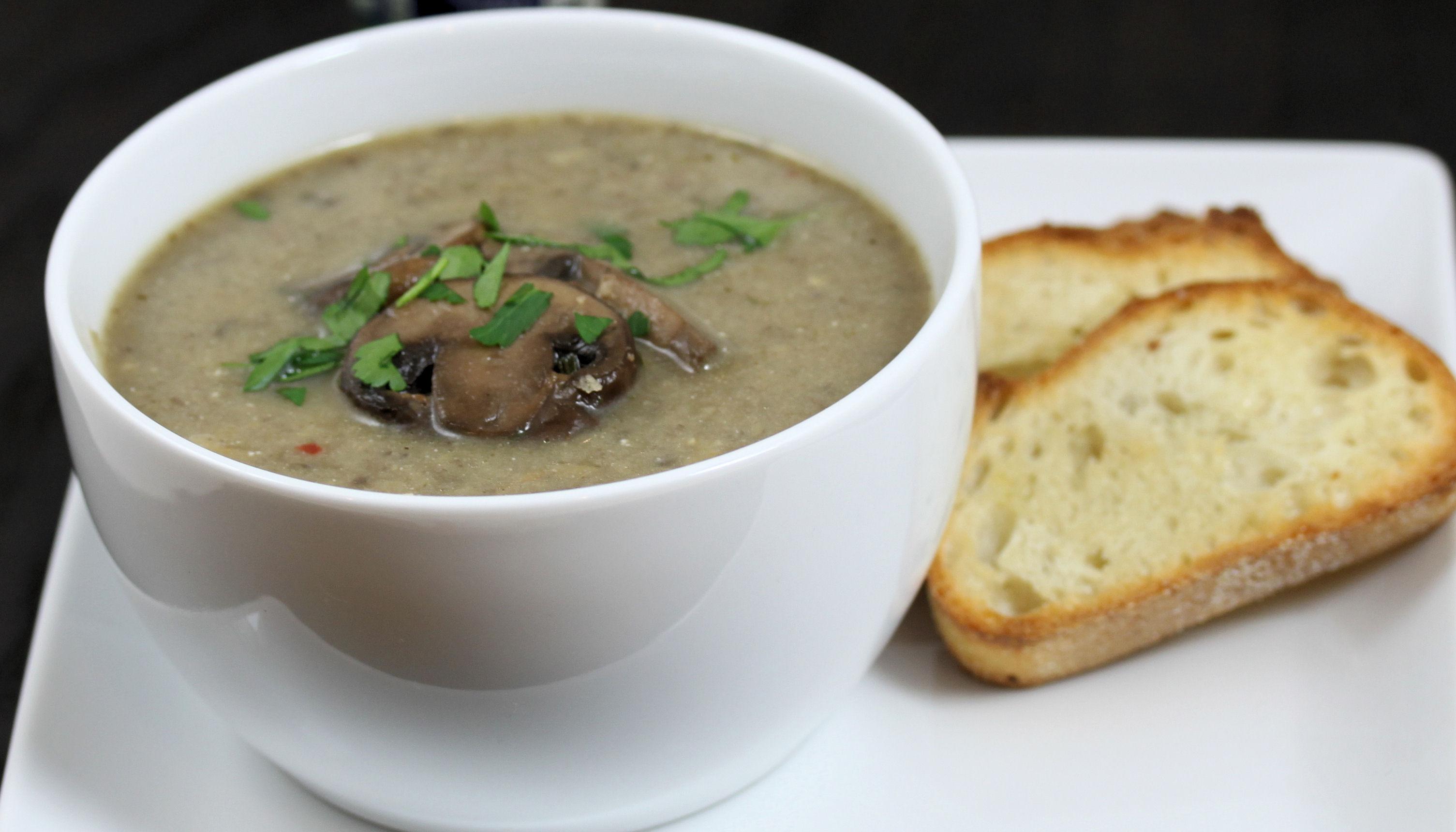 Mushroom Soup large 450ml