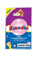 Must Bazooka Bubble Gum Grape 28G