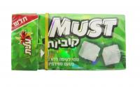 Must Cubes Gum Spearmint Flavor 21G