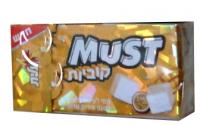 Must Cubes Gum Tropic Flavor (Ou) 21G