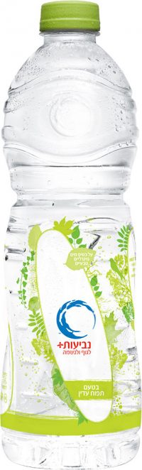 Neviot Apple  Flavoured Mineral Water 1.5L