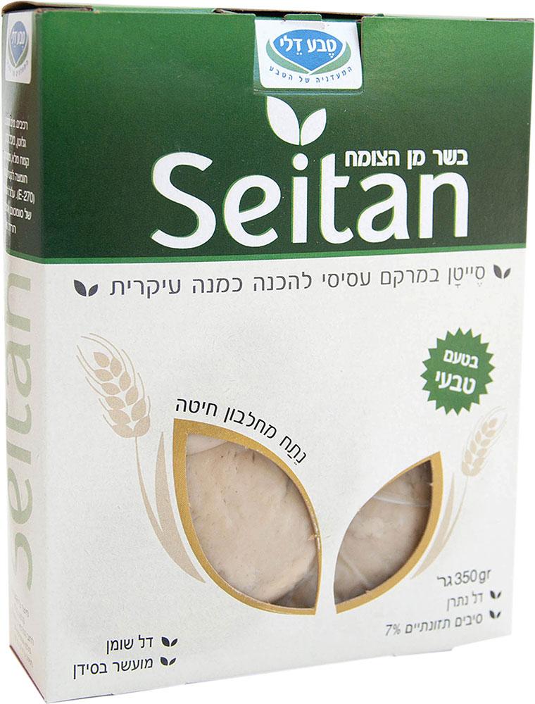 Natural Taste Seitan with Tofu 350G Teva Deli