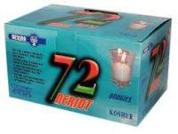 Neriot Refills Plastic Tub  72's