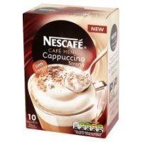 Nescafe Cappuccino 10 Sachets