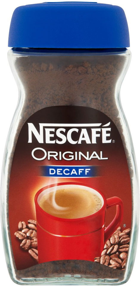 Nescafe Decaffinated Coffee 100G